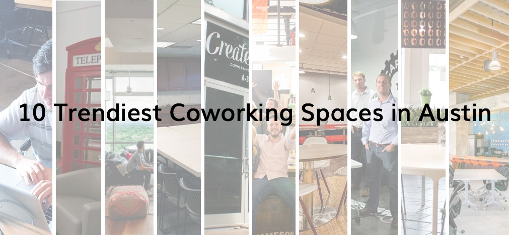 best co working office in austin texas