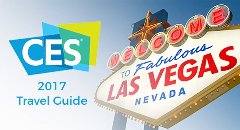 shofur's ultimate travel guide to ces 2017