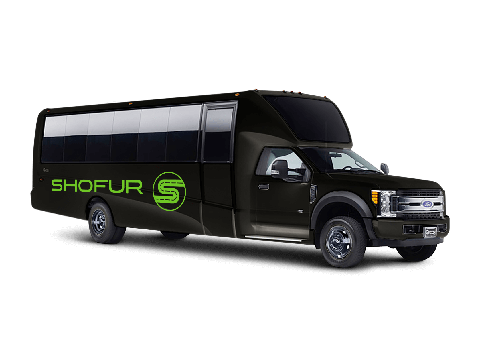 18-Passenger Minibus Rental