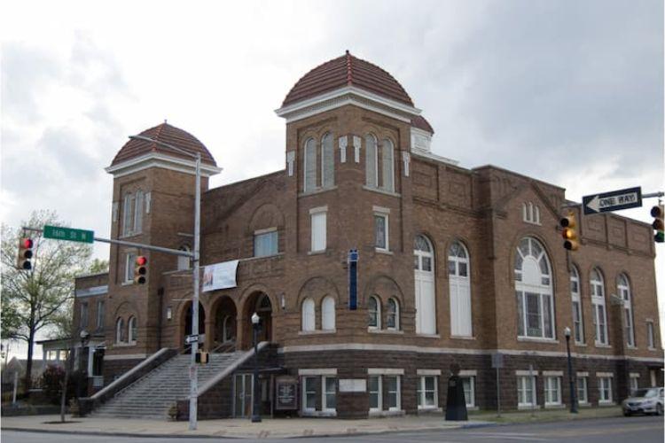 16th Street Baptist Church in Birmingham