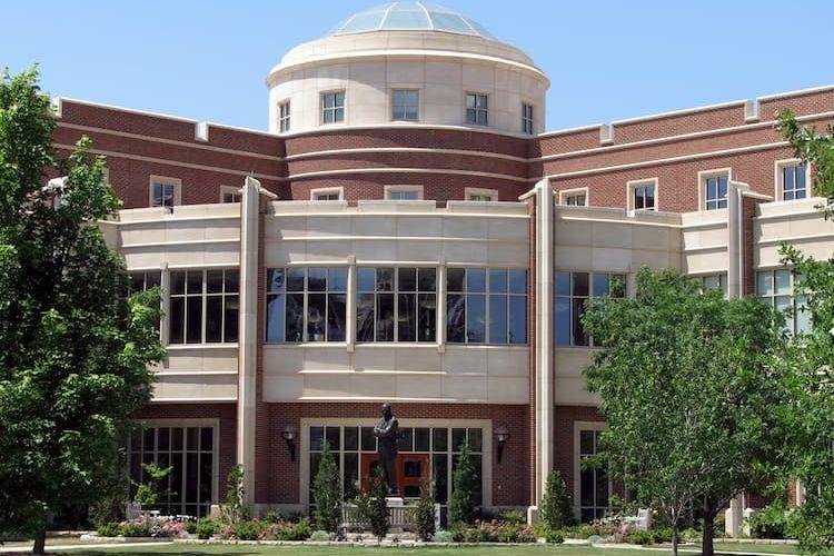 Gaylord Hall at University of Oklahoma