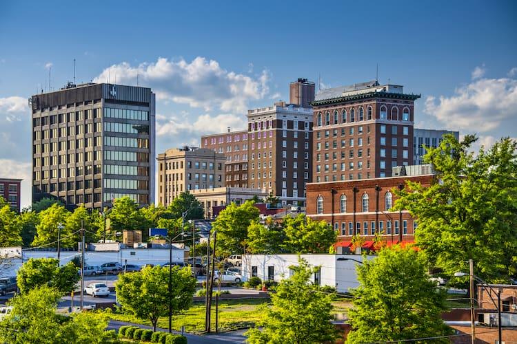 office buildings in greenville