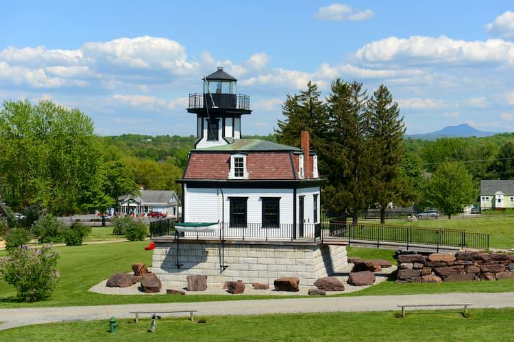 Shelburne Museum lighthouse