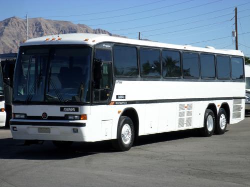 Dina Viaggio Coach C on 1997 Dodge Van Starcraft