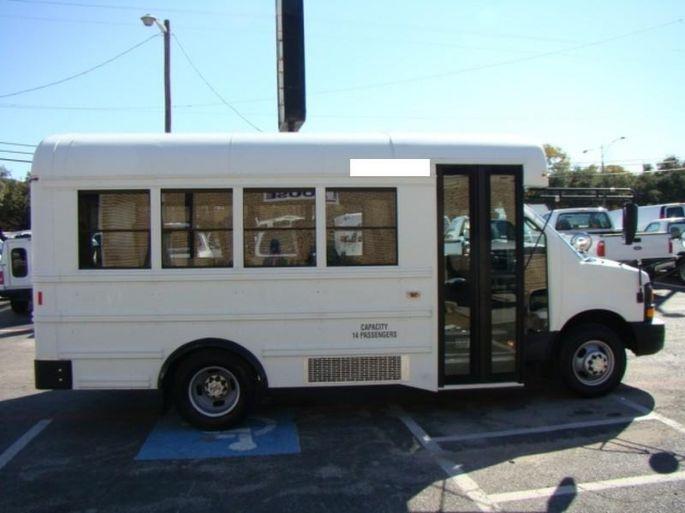 Express 3500 Chevrolet Buses For Sale | Shofur Market