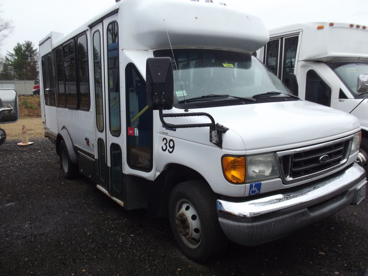 Ford Buses For Sale | Shofur Market